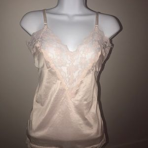 Other - Pink vintage night cami